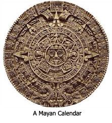 A Mayan Calendar
