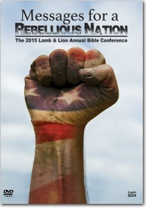 Messages for a Rebellious Nation 2015 Conference