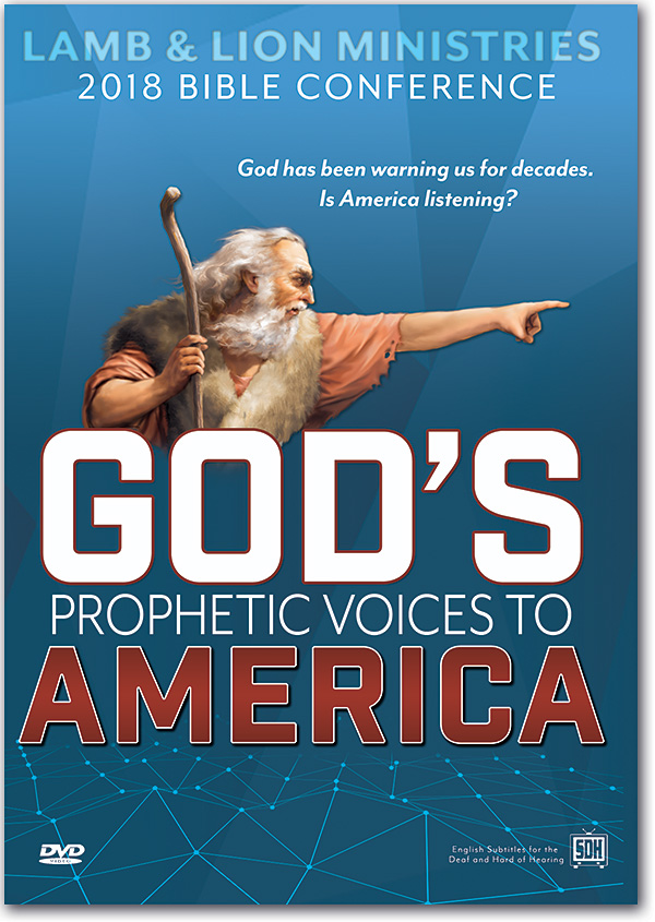 God's Prophetic Voices to America 2018 Bible Conference Album