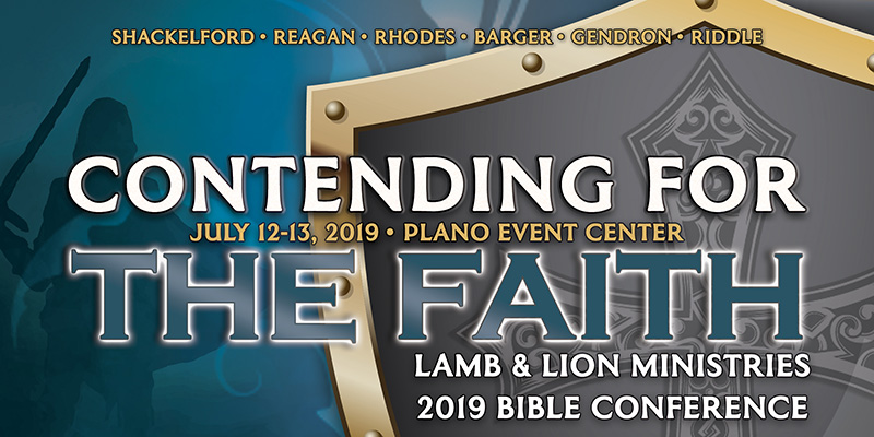 2019 Bible Conference