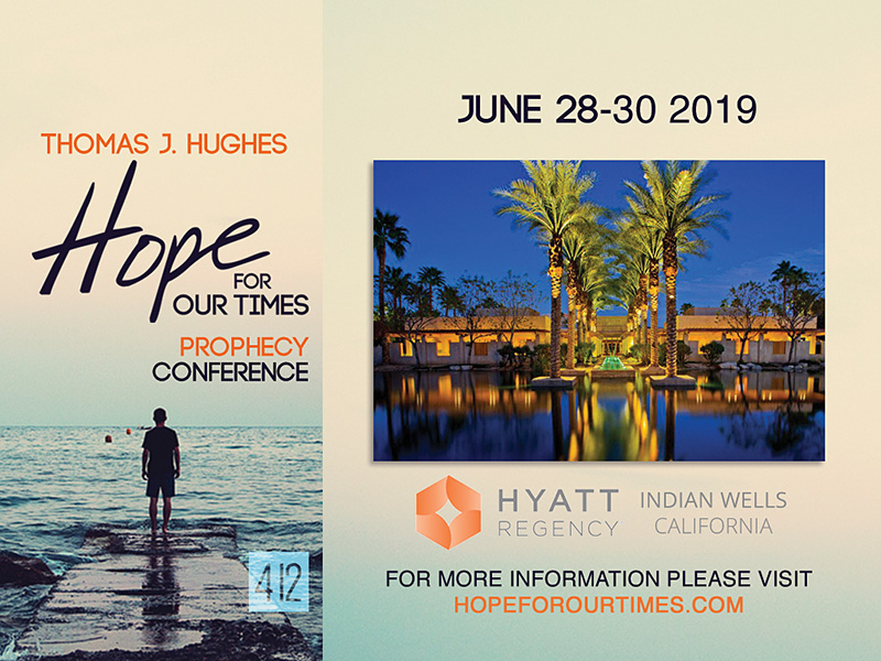 2019 Hope For Our Times Conference