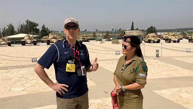 Battle for Israel Day 7, Latrun (Abigail)