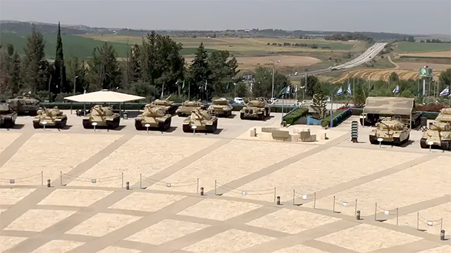 Battle for Israel Day 7, Latrun