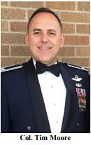Col Tim Moore