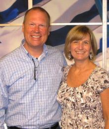 Dan and Meg Price