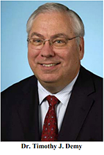 Dr. Timothy J. Demy