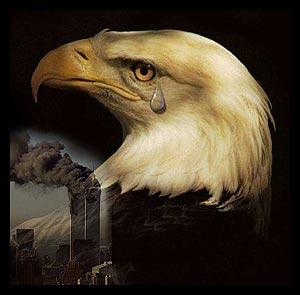 Eagle Weeping