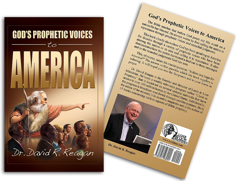 God's Prophetic Voices to America Book