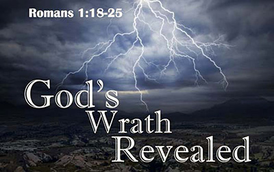 God's Wrath Revealed