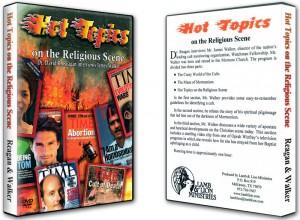 Hot Topics on the Religious Scene
