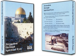 Jerusalem Through Spiritual Eyes