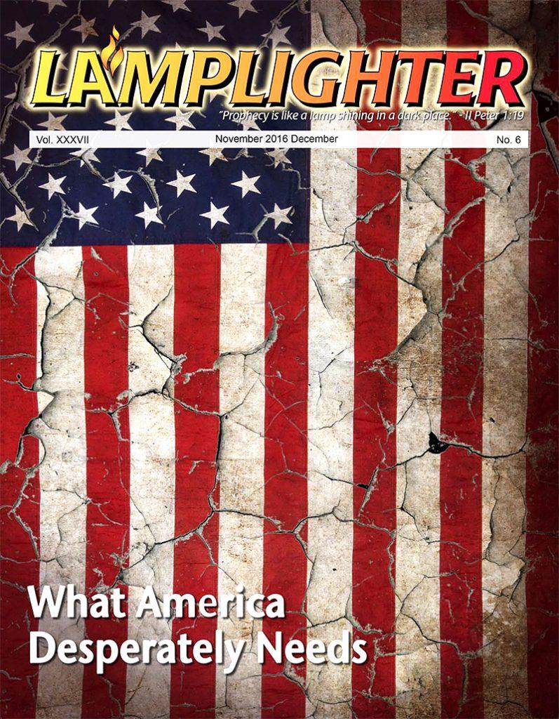 Lamplighter - November December 16