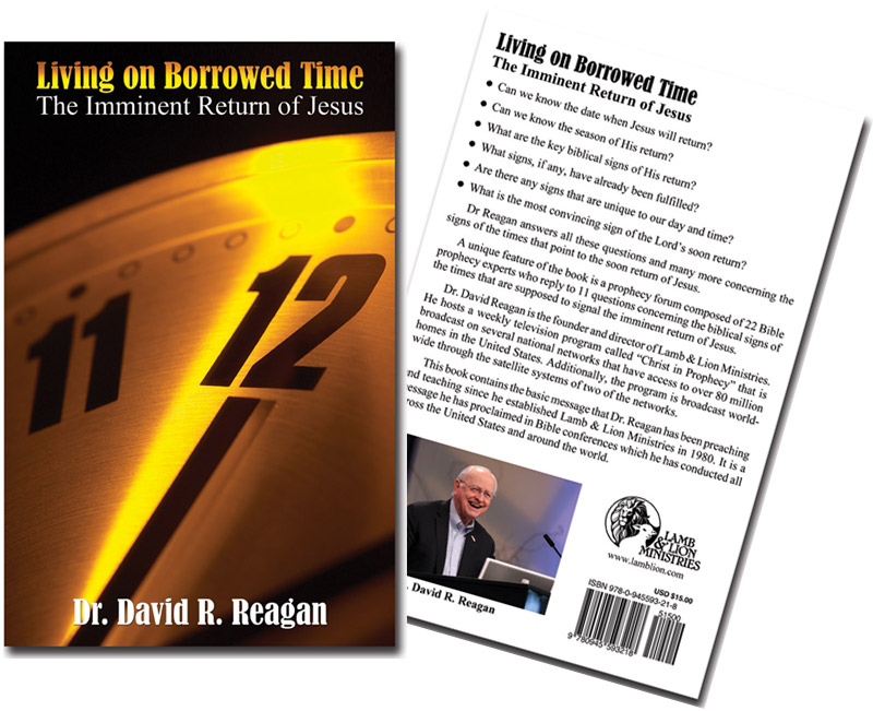 Living on Borrowed Time Book