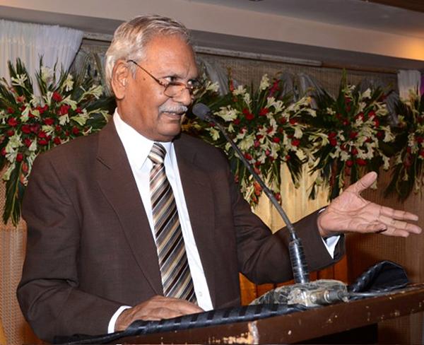 Nazir Gill in Pakistan