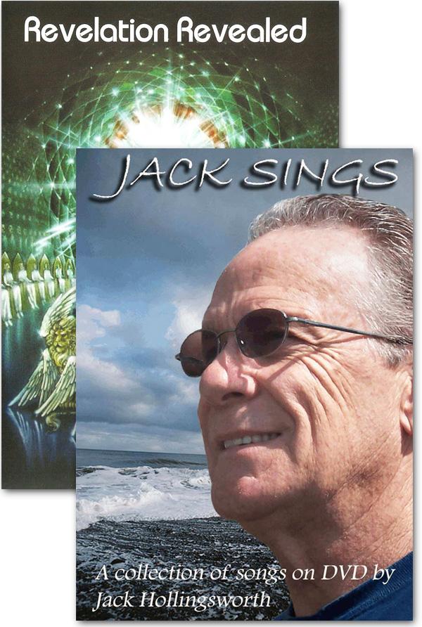 Offer 734 - Revelation Revealed + Jack Sings