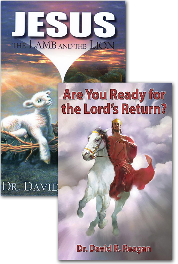 Offer 799 – Jesus in Prophecy Special