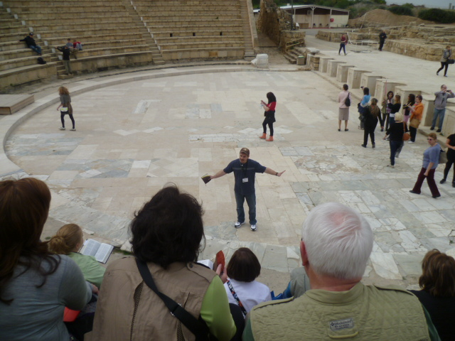 Caesarea Maritima theater