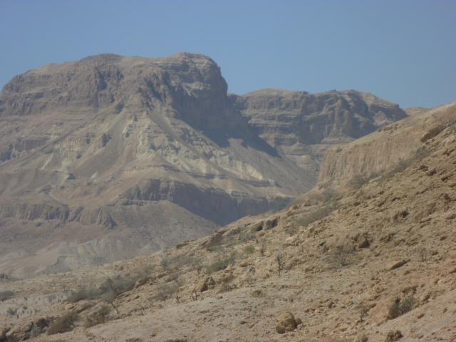 Dead Sea region