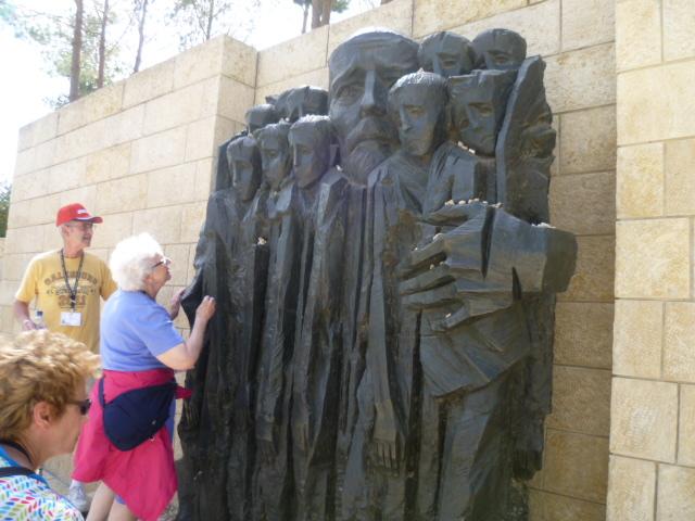Janusz Satser Korczak Monument