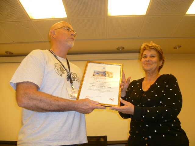Israeli Ministry of Tourism Award