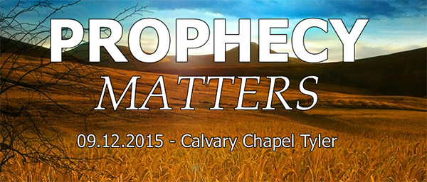 Prophecy Matters Conference