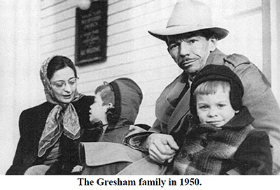The Gresham family