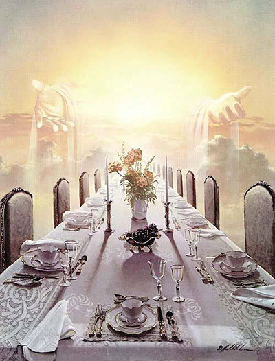 The Marriage Feast of the Lamb
