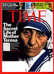 The Secret Life of Mother Teresa