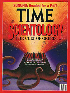 Time Magazine on Scientology