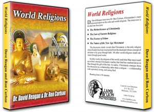 World Religions with Dr. Ron Carlson