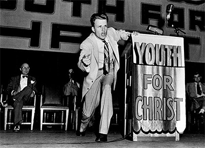 Youth for Christ crusade