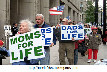 Pro-Life Protest
