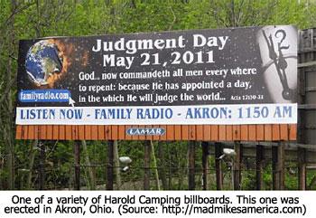 Camping Billboard