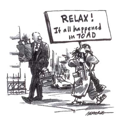 Preterist Cartoon