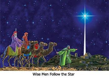 Wise Men Follow the Star