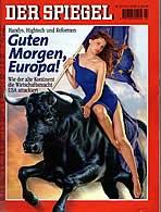 Woman Riding on Beast