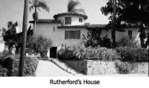 Rutherford's House