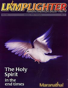 Lamplighter on the Holy Spirit