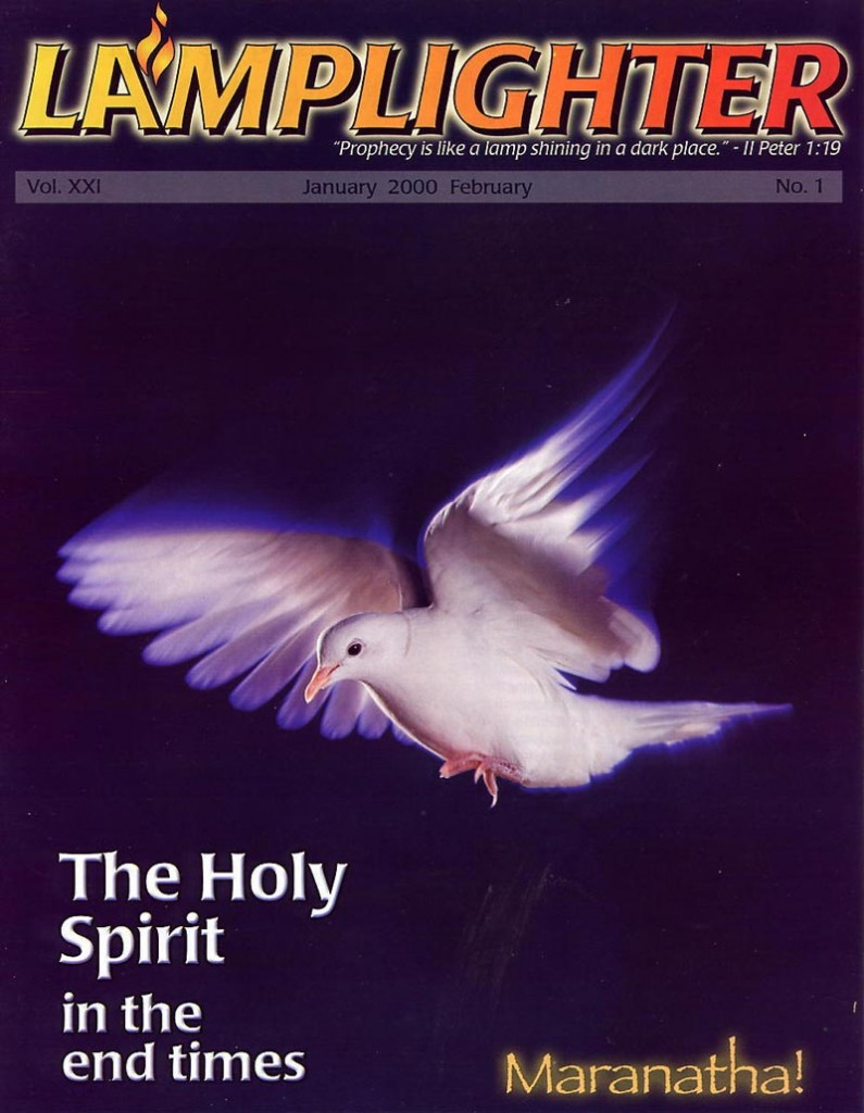 The Holy Spirit in the End Times