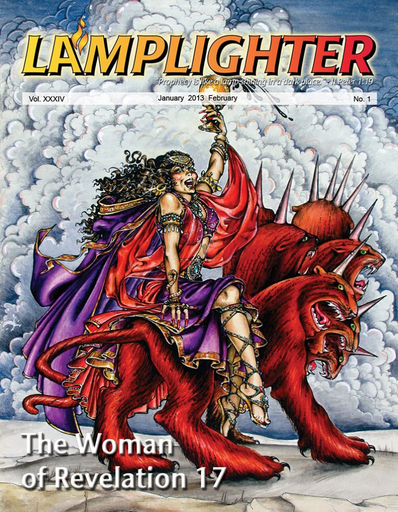 The Woman of Revelation 17