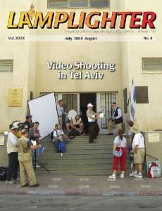 Video Shooting in Tel Aviv