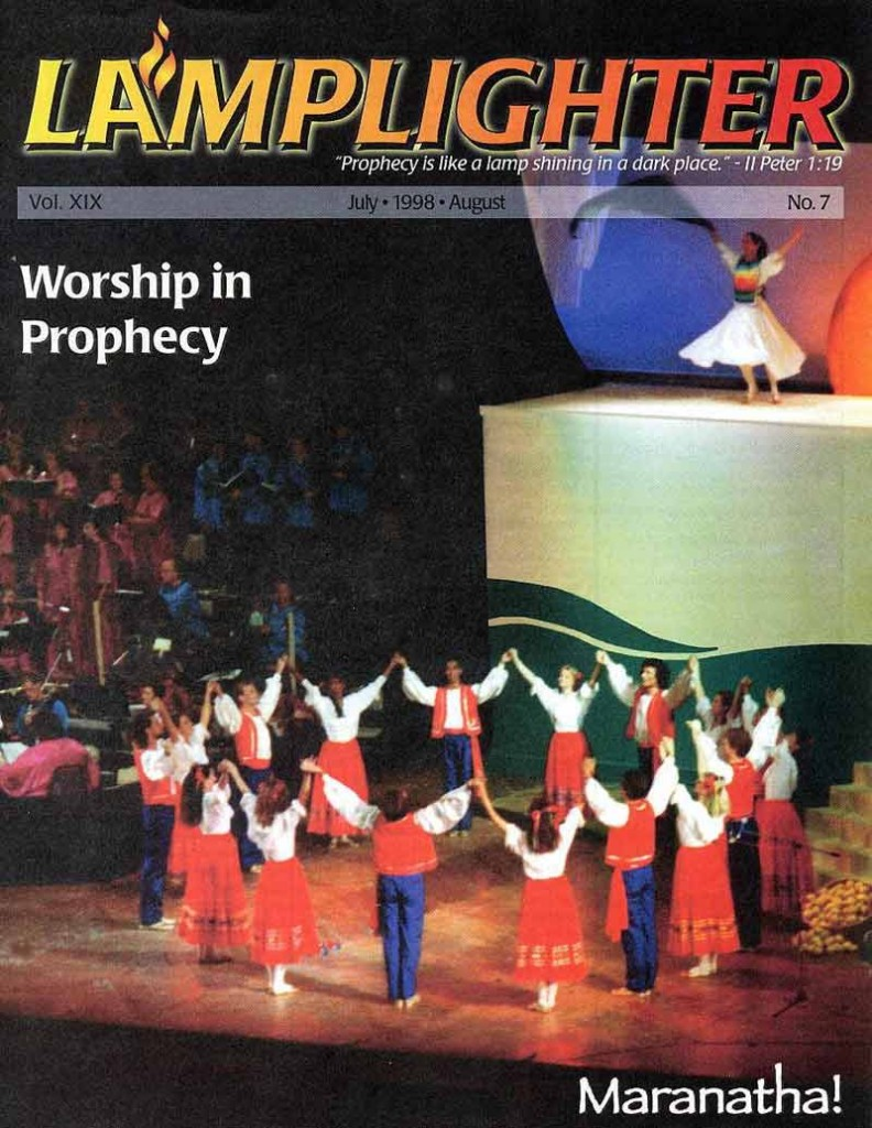 Worship in Bible Prophecy