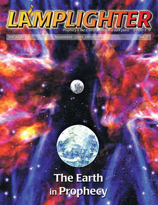 The Earth in Prophecy