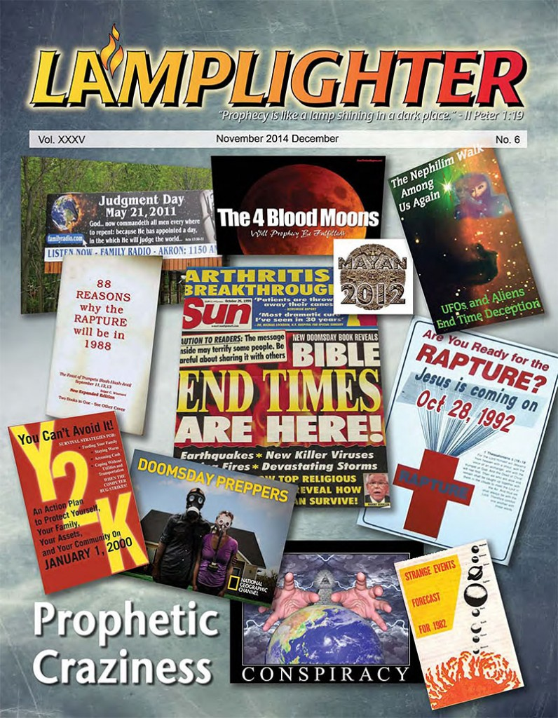 Free christian magazines by postal mail