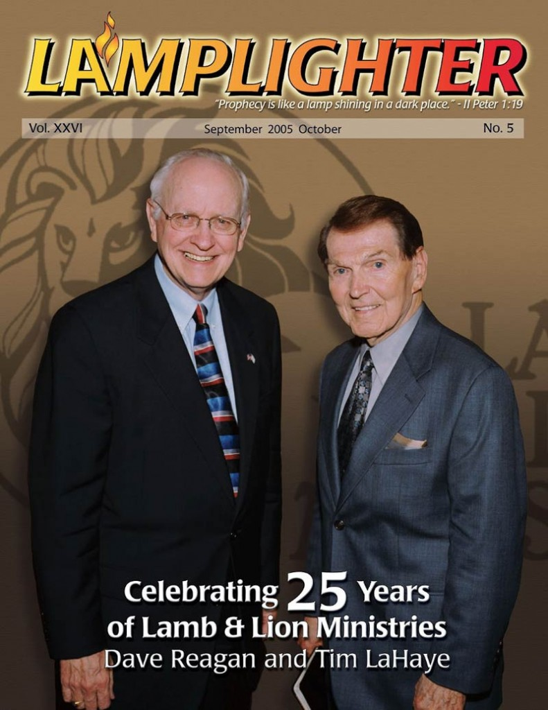 Celebrating 25 Years of Lamb & Lion Ministries