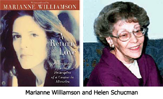 Williamson and Schucman