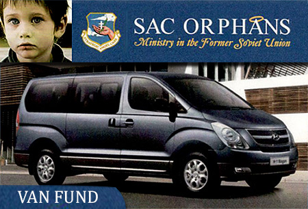 Russian Orphans Van Fund