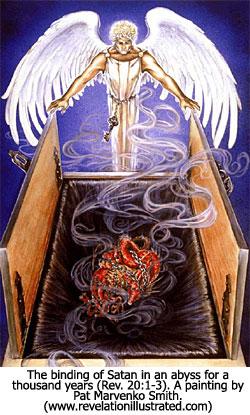 Satan in Pit