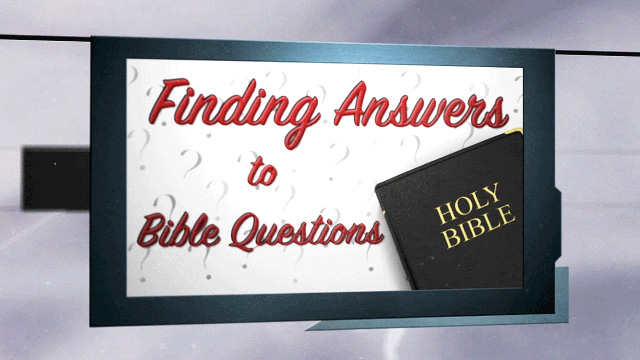 GotQuestions.org on Bible Questions