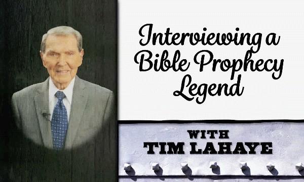 Interview of Tim LaHaye